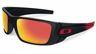 Sluneční brýle Oakley Fuel Cell Matte Black w/Ruby Iridium