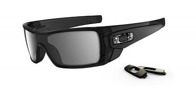 Sluneční brýle Oakley Batwolf Black Ink W/Black Iridium