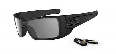 Sluneční brýle Oakley Batwolf Matte Black W/Grey Polarized