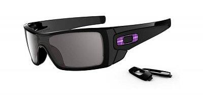 Sluneční brýle Oakley Batwolf Polished Black W/ Warm Grey