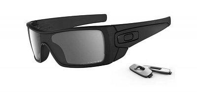 Sluneční brýle Oakley Batwolf Matte Black Ink w/BlkIridPolar