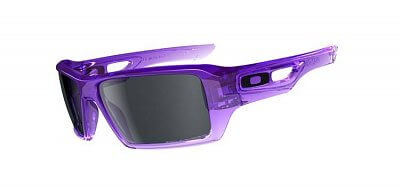 Oakley Eyepatch 2 Purple Clear Fade/Grey Polarized