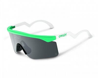 Sluneční brýle Oakley Razor Blades Seafoam w/ Grey