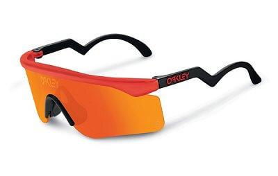 Sluneční brýle Oakley Razor Blades Red w/ Fire Iridium LTD