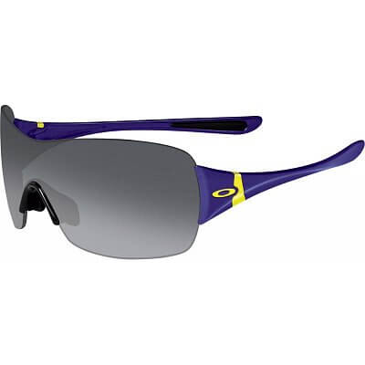 Sluneční brýle Oakley Miss Conduct Royality Purple/ Black Grey Gradient