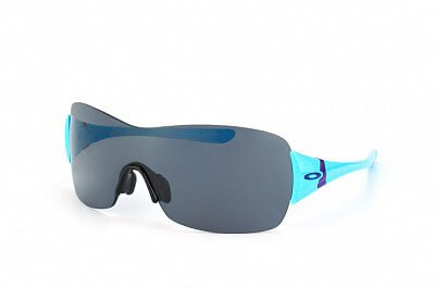 Sluneční brýle Oakley Miss Conduct Sq Illumination Blue/Grey