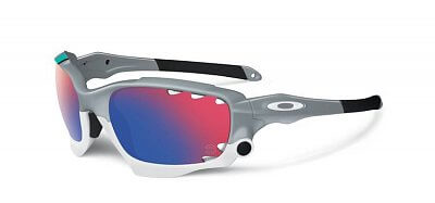 Sluneční brýle Oakley Racing Jacket Fog w/+RedIridVtd&BlkIrdVt