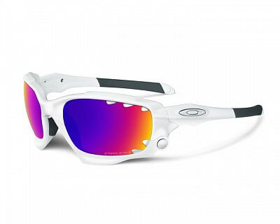 Sluneční brýle Oakley RacingJacketMatteWhitew/PrizmRd&PersVtd.