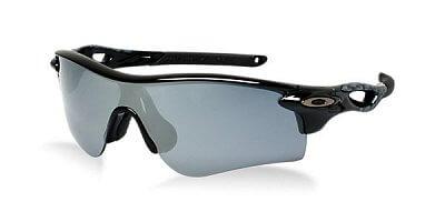 Sluneční brýle Oakley Radarlock Path Pol Blk W/ Blk Irid Pol