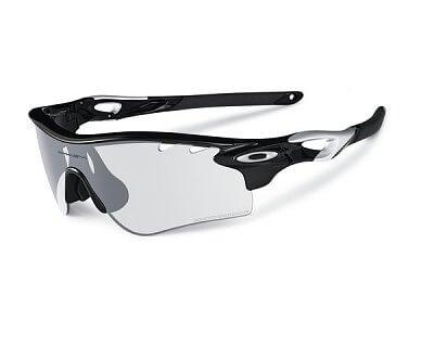 Sluneční brýle Oakley RadarlockPathPolBlk/Silverw/ClrBlkIrdPho