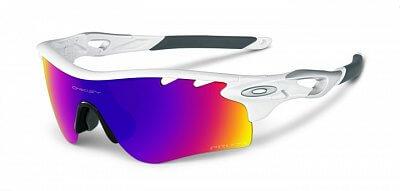 Sluneční brýle Oakley Radarlock Pol White w/PrizmRd&PersVtd.
