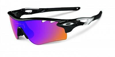 Sluneční brýle Oakley RadarlockPolBlkw/PrizmTrail&Clear Vtd.