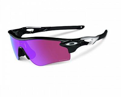 Sluneční brýle Oakley Radarlock Pol Blk w/PrizmGolf&SlateIri
