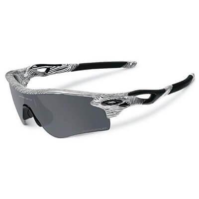 Sluneční brýle Oakley Radarlock Path FP Pol Wht w/BlkIrdPol&CL