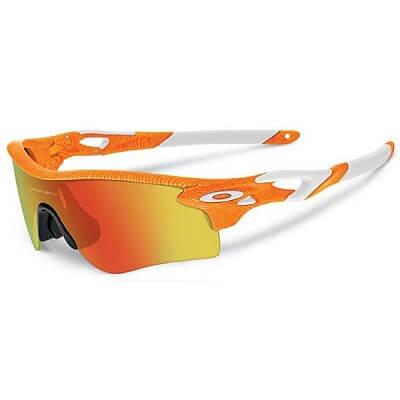 Sluneční brýle Oakley RadarlockPathFPAtomicOrangew/Fire&BlkIrd