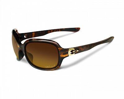 Sluneční brýle Oakley Pulse Tortoise w/ Brown Grad Polar