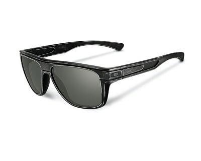 Sluneční brýle Oakley Breadbox Black Decay w/ Dk Grey