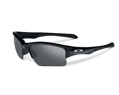 Sluneční brýle Oakley Quarter Jacket Polished Blk w/ Blk Irid