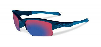 Oakley Quarter Jacket Polished Navy w/ +RedIrid