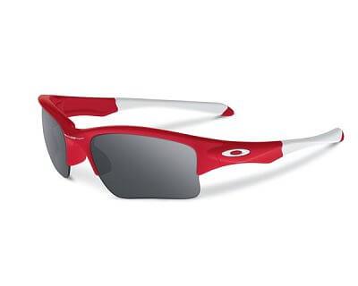 Sluneční brýle Oakley Quarter Jacket Redline w/ Black Iridium