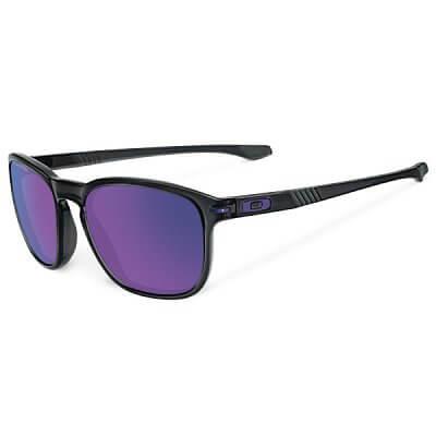 Sluneční brýle Oakley Enduro Black Ink W/Violet Irid Pol