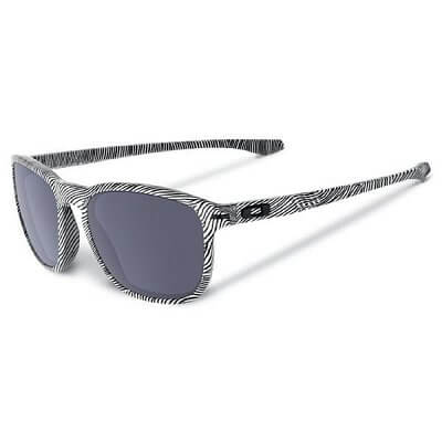 Oakley Enduro Fingerprint White w/Grey