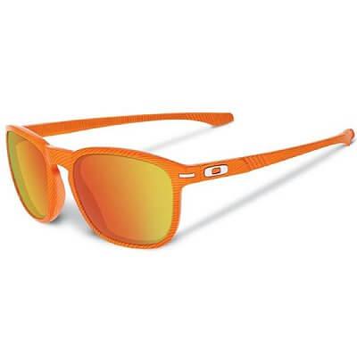 Sluneční brýle Oakley Enduro Fingerprint AtomicOrangew/FireIrd