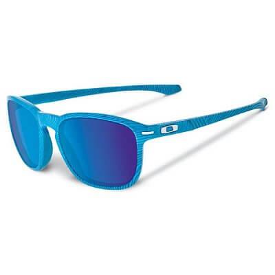 Sluneční brýle Oakley Enduro Fingerprint Sky Bluew/SapphireIrd