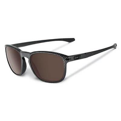 Sluneční brýle Oakley Enduro Fingerprint Dark Grey w/Warm Grey