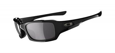 Oakley Fives Squared Pol Black w/ Grey