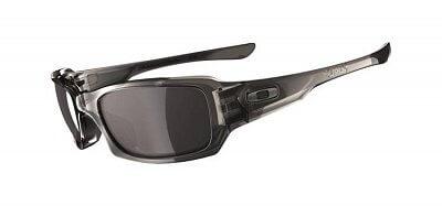 Sluneční brýle Oakley Fives Squared Grey Smoke w/ Warm Grey