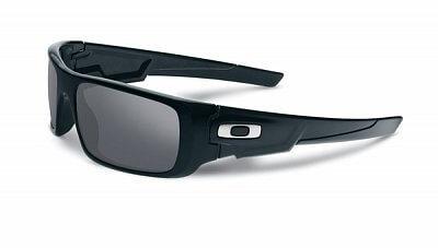 Sluneční brýle Oakley Crankshaft Polished Black w/BlackIridium