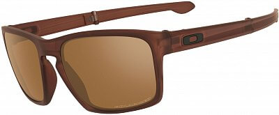 Sluneční brýle Oakley Sliver F MttDarkAmberw/TungstenIridPolar
