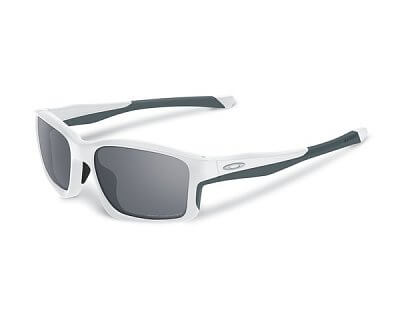 Oakley Chainlink Matte White w/ Grey Polar