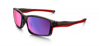 Sluneční brýle Oakley Chainlink Grey Smoke w/ OORedIridPolar