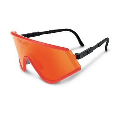 Sluneční brýle Oakley Eyeshade Red w/ Fire IridLTD