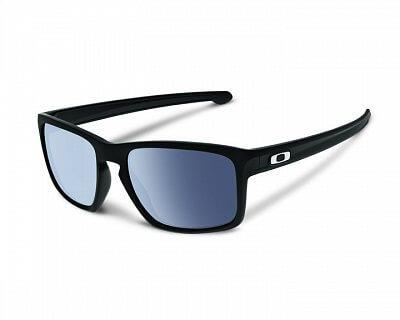 Sluneční brýle Oakley Sliver Matte Black w/ Grey