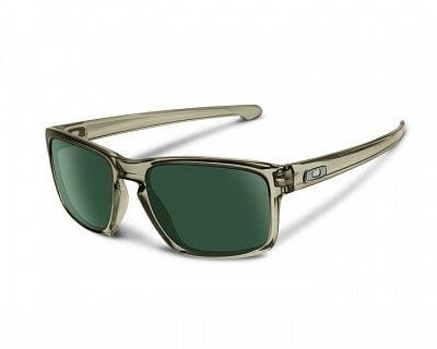 Sluneční brýle Oakley Sliver Sepia w/ Dark Grey