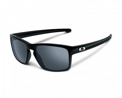 Sluneční brýle Oakley Sliver Polished Black w/ Black Iridium
