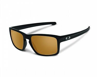 Sluneční brýle Oakley Sliver Matte Black w/ Bronze Polarized