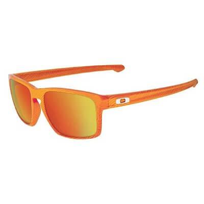 Sluneční brýle Oakley Sliver FingerprintAtomicOrangew/FireIrd