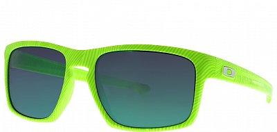 Sluneční brýle Oakley Sliver Fingerprint RetinaBurn w/JadeIrid