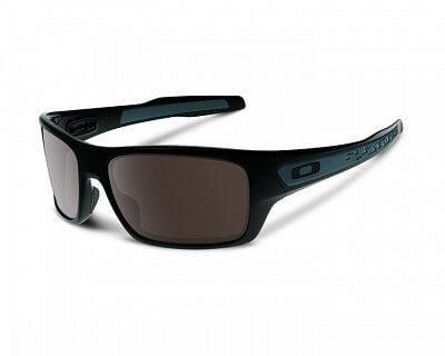 Sluneční brýle Oakley Turbine Matte Black w/ Warm Grey