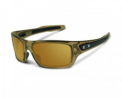 Oakley Turbine Brown Smoke w/ Dark Bronze