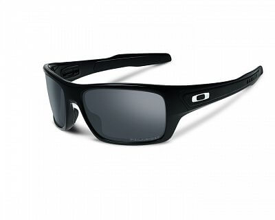 Sluneční brýle Oakley Turbine Pol Black w/ Black Iridium Polar