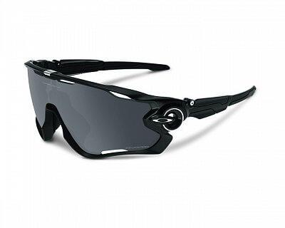 Sluneční brýle Oakley JAWBREAKER Polished black/black iridium polarized
