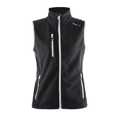 Vesty Craft W Vesta Fleece černá