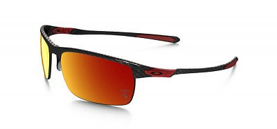 Oakley Carbon Blade w/Ruby Iridium Polarized
