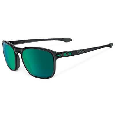 Sluneční brýle Oakley Enduro Black Ink W/Jade Irid Pol