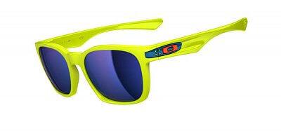 Sluneční brýle Oakley Garage Rock Fathom Neon Yellow W/Ice Ird